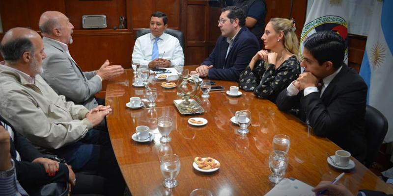 Convenio con la Secretaría de Gestión Pública y Planeamiento de la Provincia de Tucumán.
