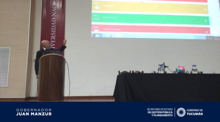 Presentación de la Matriz Estratégica. Agenda 2030